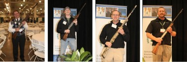 Showcase Shotgun Winners